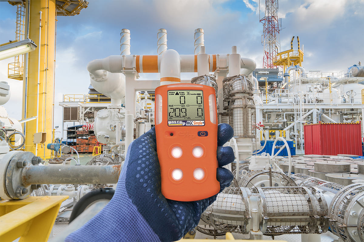 Toxic Gases in the Oil and Gas Industry – Protect Against