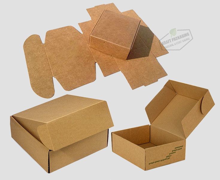 How to Make Kraft Boxes Reuse-able in 10 Steps?